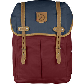 Fjällräven No. 21 Rucksack Medium ox red-navy